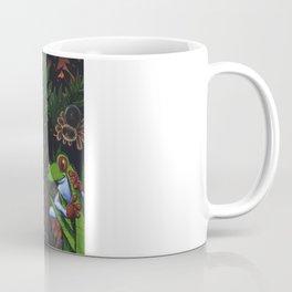 Jungle Mural Coffee Mug