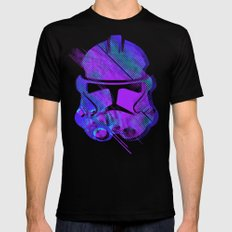 Splash Trooper SMALL Black Mens Fitted Tee