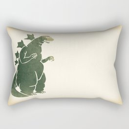 Godzilla - King of the Monsters Rectangular Pillow