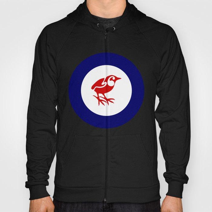 Rockwren Air Force Roundel Hoody