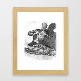 Daredevils Framed Art Print