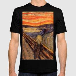 "Edvard Munch ""The Scream"", 1893 T-shirt"