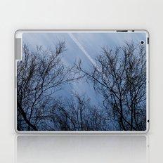Landscape in the winter Laptop & iPad Skin