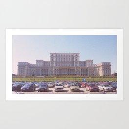 Romania's Pictures Art Print