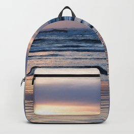 Beach Glow Soothes Soul Backpack