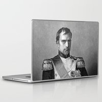 napoleon Laptop & iPad Skins featuring Napoleon by Palazzo Art Gallery