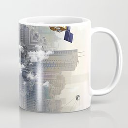 Kaleidoscope City Coffee Mug
