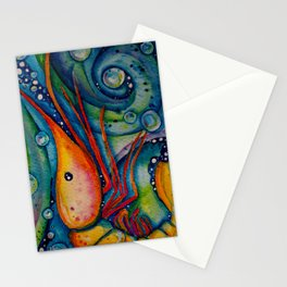 Little Shrimp Stationery Cards