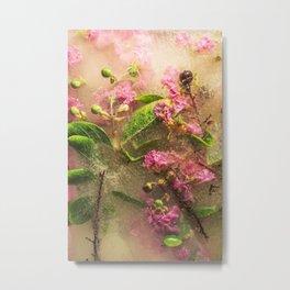Flowering Plum #14 Metal Print
