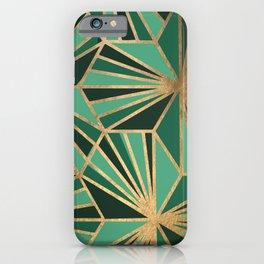 Art Deco Graphic No. 120 iPhone Case