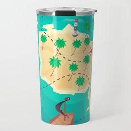 Tahiti Treasure Travel Mug