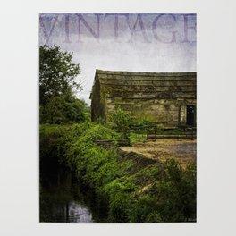 The Heartland - Vintage Art Poster
