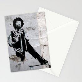 JIMI - urban ART Stationery Cards
