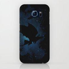 A night flight together Galaxy S7 Slim Case