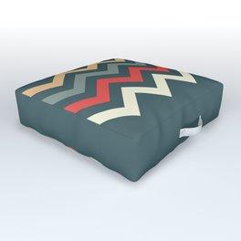 Zyg-Zak Outdoor Floor Cushion