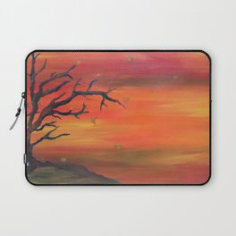 Autumnal Whispers Laptop Sleeve