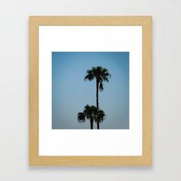 Summer Hot Framed Art Print