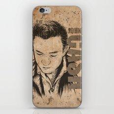 CASH iPhone & iPod Skin