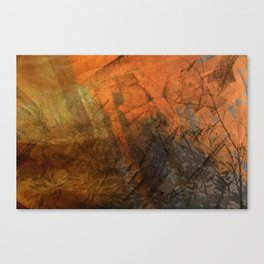 All Fall Down Canvas Print