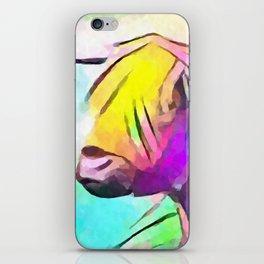 Highland Cow 2 iPhone Skin