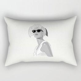 EVA GREEN Rectangular Pillow