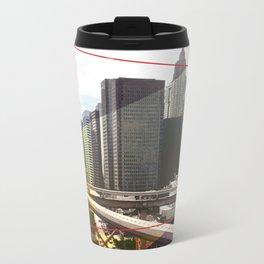 NY01 Metal Travel Mug