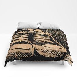 Ramones Shoes Comforters