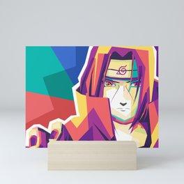 sarenggan uchihaitachi Mini Art Print