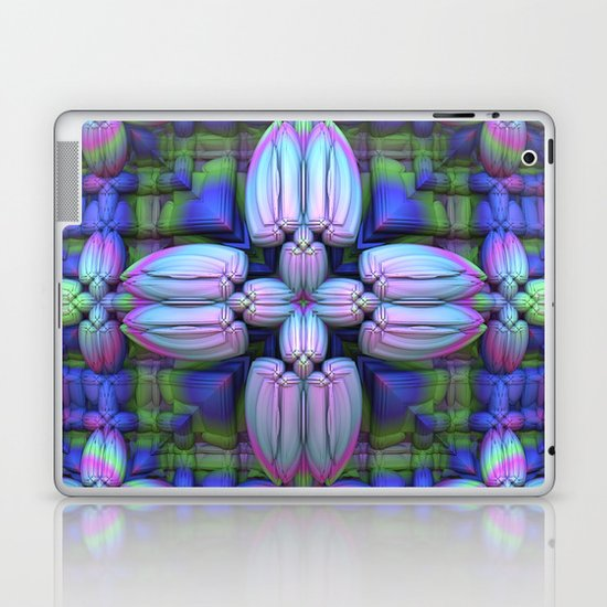 Sewing Without Thread Laptop & iPad Skin