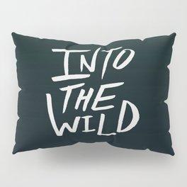 Into the Wild x BW Pillow Sham