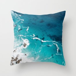 Sea 4 Throw Pillow