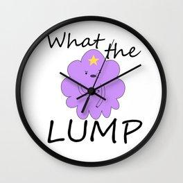 Kawaii Lumpy Space Princess Wall Clock