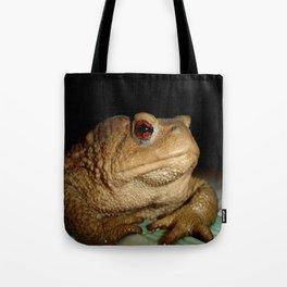 Common European Toad, Bufo Bufo Tote Bag