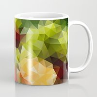 fruits Mugs featuring Fruits by Veronika