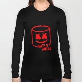 Marshmello - Keep It Mello Red Long Sleeve T-shirt