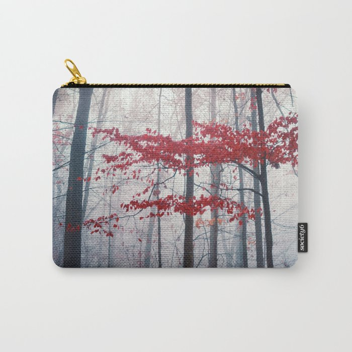 Woodland Fantasy Carry-All Pouch
