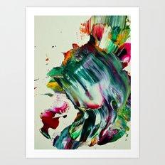 ...untitled... Art Print