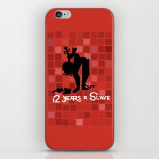 12 Years a Slave iPhone & iPod Skin