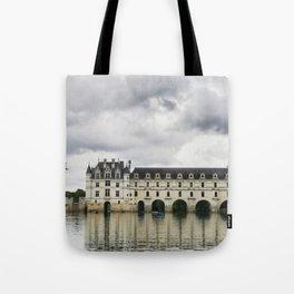 Chateau de Chenonceau Tote Bag