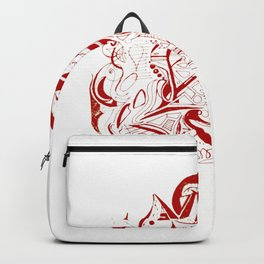 haunted  Backpack