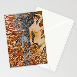 I'm Losing Your Mind Stationery Cards