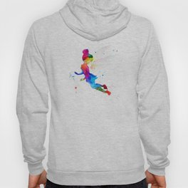 Tinker Bell, colorful Hoody