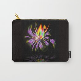 Flower Fantasy Carry-All Pouch