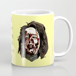 Bloody Annie Wilkes - Misery (Yellow) Coffee Mug