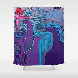 NAMELESS ONE Shower Curtain