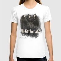 witchcraft T-shirts featuring Witchcraft by Corpse inc