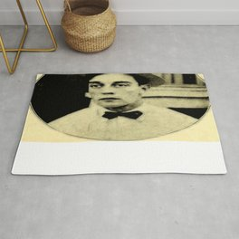 Buster Keaton Rug