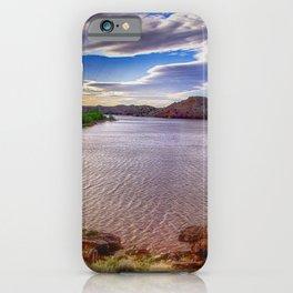 Lyman Lake - Arizona iPhone Case