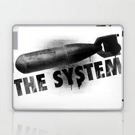 Bomb the System Laptop & iPad Skin