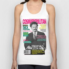 COSMARXPOLITAN, Issue 8 Unisex Tank Top